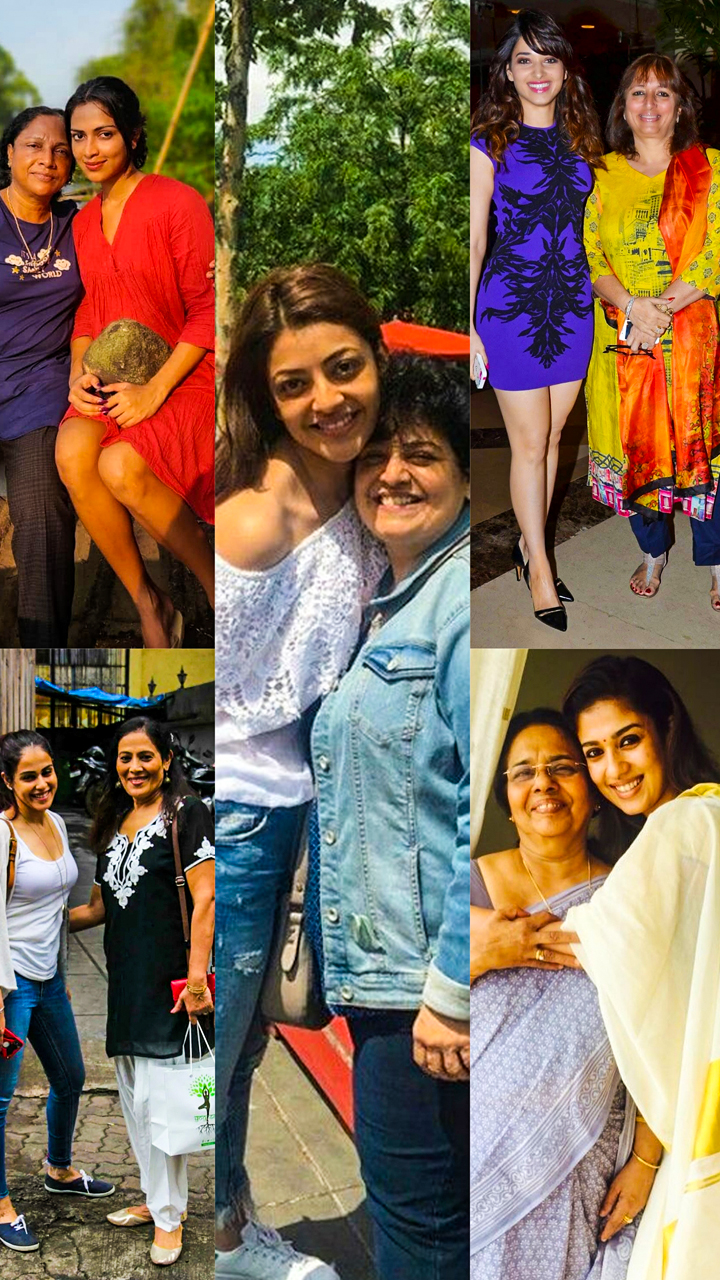 Mom and Daughter duo of Kollywood