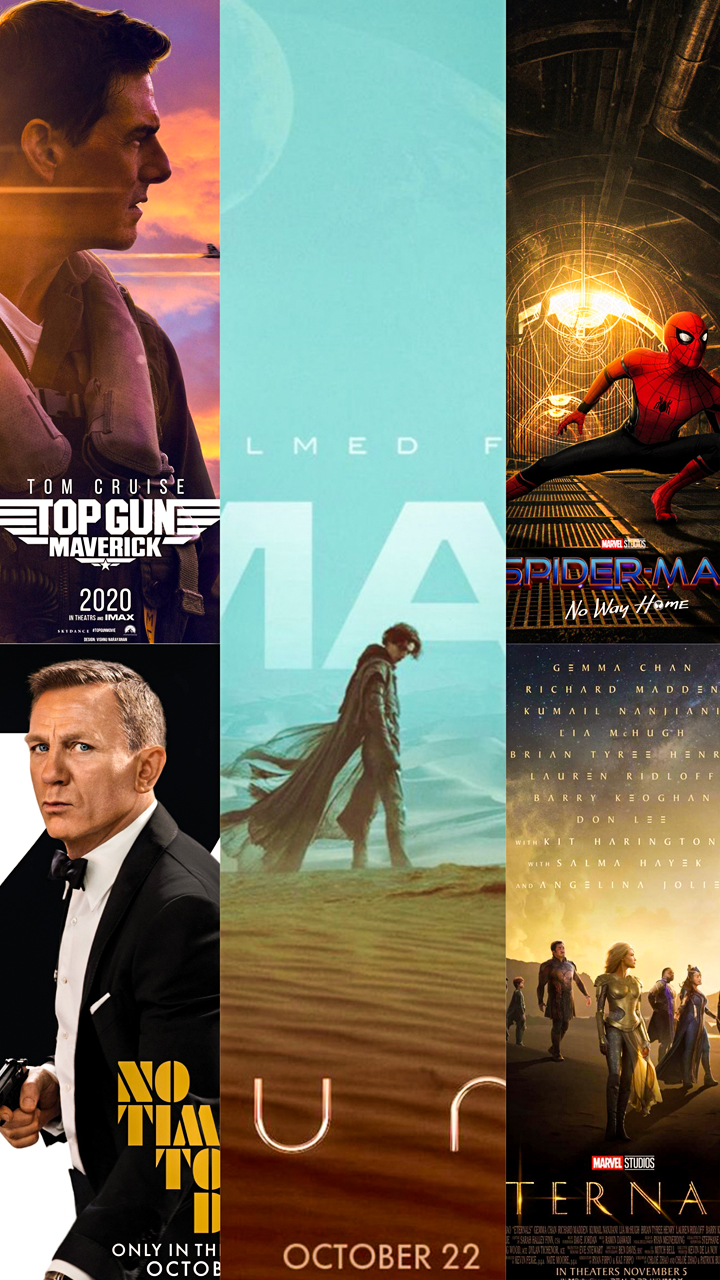 Forthcoming Hollywood movies: List and release date