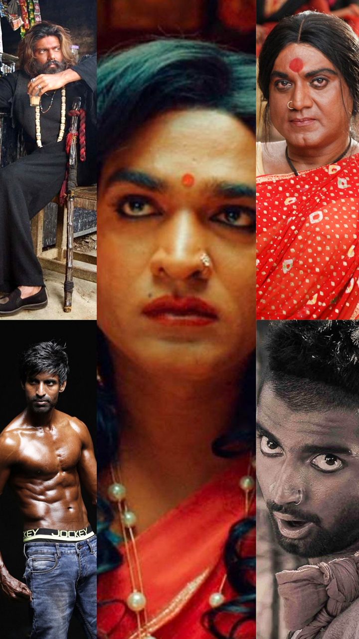 Impeccable transformation by Kollywood actors