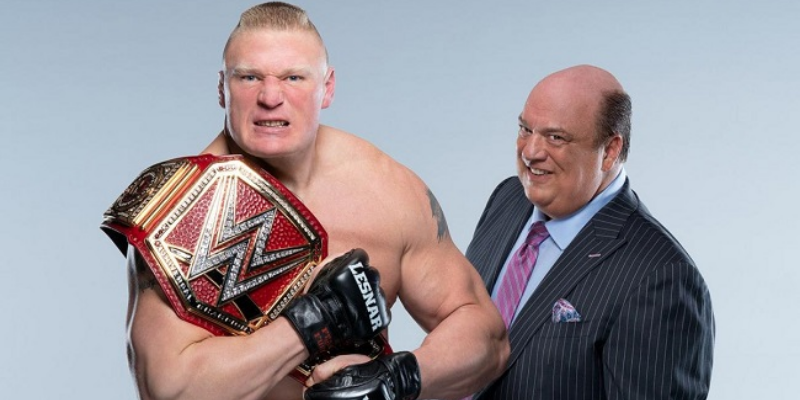 WWE star Brock Lesner's lawyer threatens to sue Ranveer Singh for stealing catchphrase