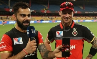 RCB clinch Epic thriller CSK lose by 1 run