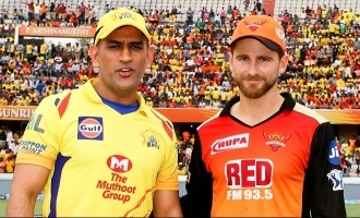 Can CSK Overpower SRH in return fixture? #CSKVsSRH
