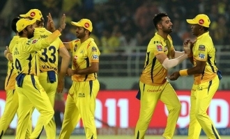 Bowlers and Openers take CSK to the eighth final