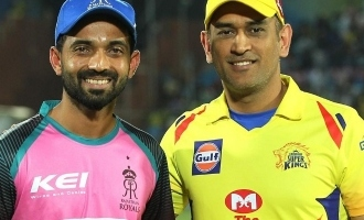 CSK to face RR, In home-like conditions.
