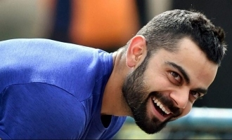 Virat Kohli gets a huge surprise!