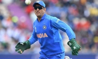 Dhoni Reaches New Heights Behind the Crease
