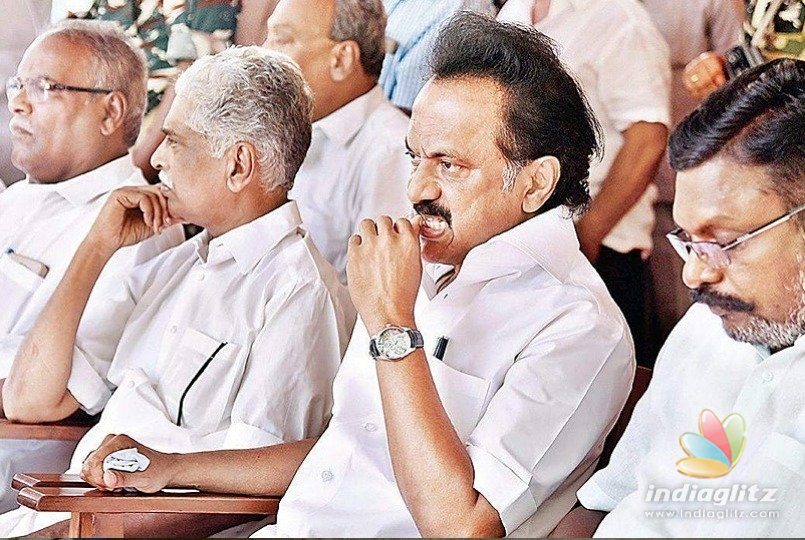 DMK to hold human-chain protest next Monday on Cauvery issue