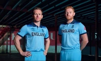 What do you think of England's WC Jersey?