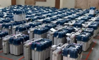 EVMs moved to strongrooms? What is the truth?