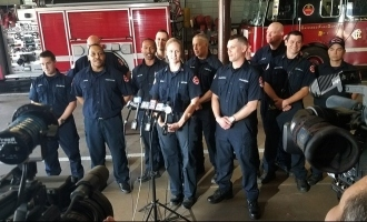Firefighters Save the Day, Help Woman Deliver Baby