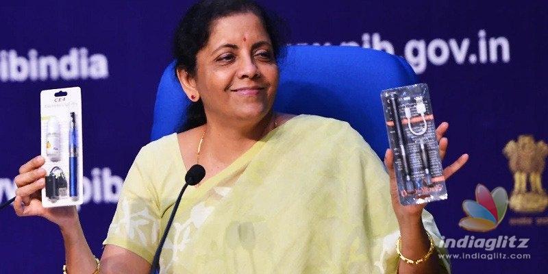 Modi govt bans e-cigarettes with immediate effect