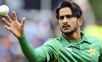 Pakistan's Hasan Ali cheers for India to win World Cup, deletes tweet later
