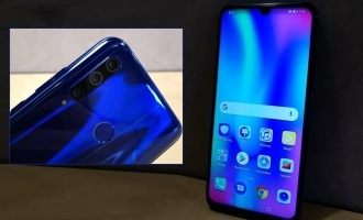 Honor coming with new flagship model Honor 10i!