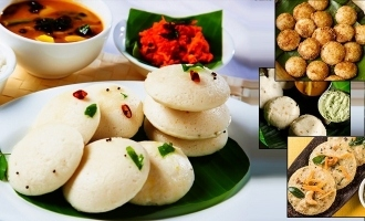 Varieties of south India's favourite breakfast staple