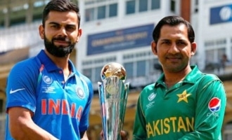 Will rain allow India to beat Pakistan again?