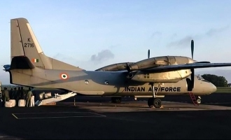 Wreckage of Missing Indian Air Force Flight AN-32 Found