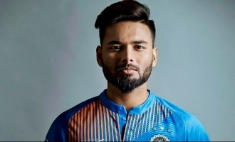 Pant Wishes Team India for WC