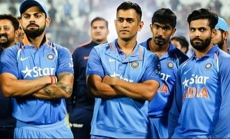 Indian Team Takes to Twitter After Heartbreaking World Cup Exit