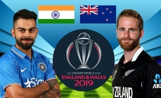 First Ticket to Lord's up for grabs #INDvsNZ #CWC2019 #Manchester