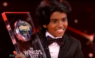 Child Prodigy Lydian wins World's Best!
