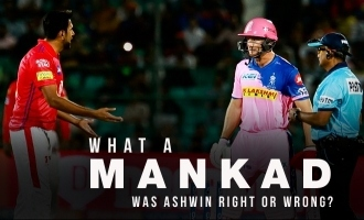 What a Mankad - Was Ashwin right or wrong?