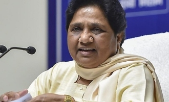BJP women fear when Modi meets husbands: Mayawati