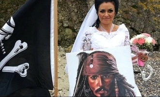 Woman Breaks off Marriage with Pirate Ghost Husband