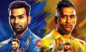 The clash of the heavyweights #MIvsCSK #TheFinal