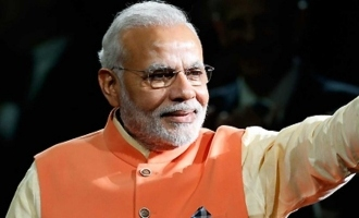 Modi praises Opposition Chief Minister