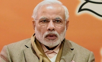 'Modi is like a bride making only sound with bangles'