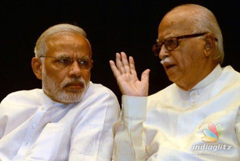 Was Modi's utter disregard for Advani at Agartala intentional?