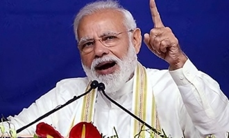 40 TMC MLAs are in touch with me: Modi
