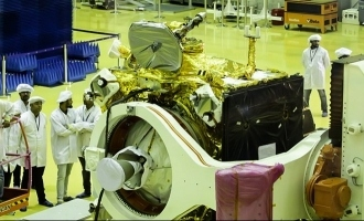 India's Second Moon Mission Chandrayaan-2 Launch Scheduled on July 15th