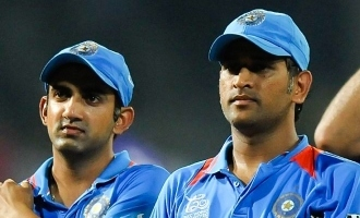 Dhoni won't strengthen Worldcup team, says Gambhir!