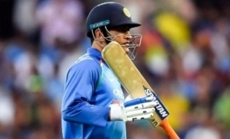 Dhoni rested for last two ODIs!