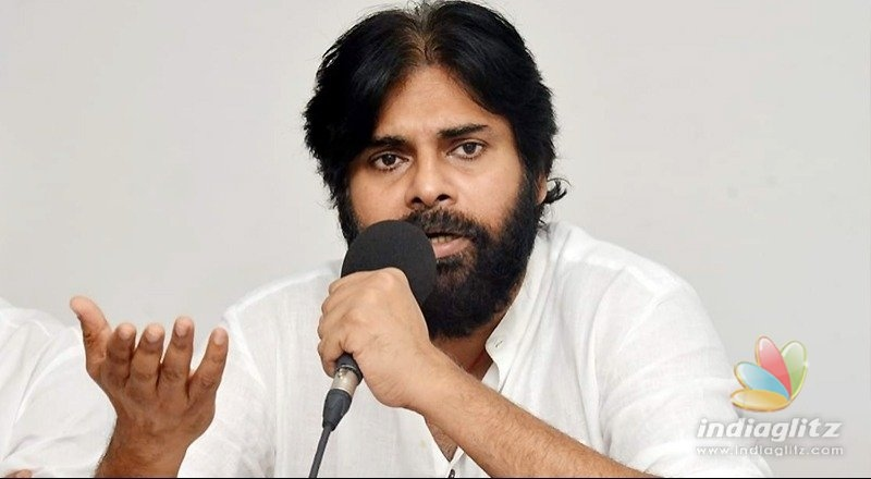 Pawan Kalyan says 10% EVMs are not working