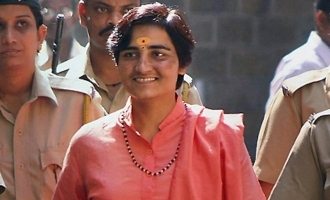 BJP gives ticket to controversial Sadhvi Pragya