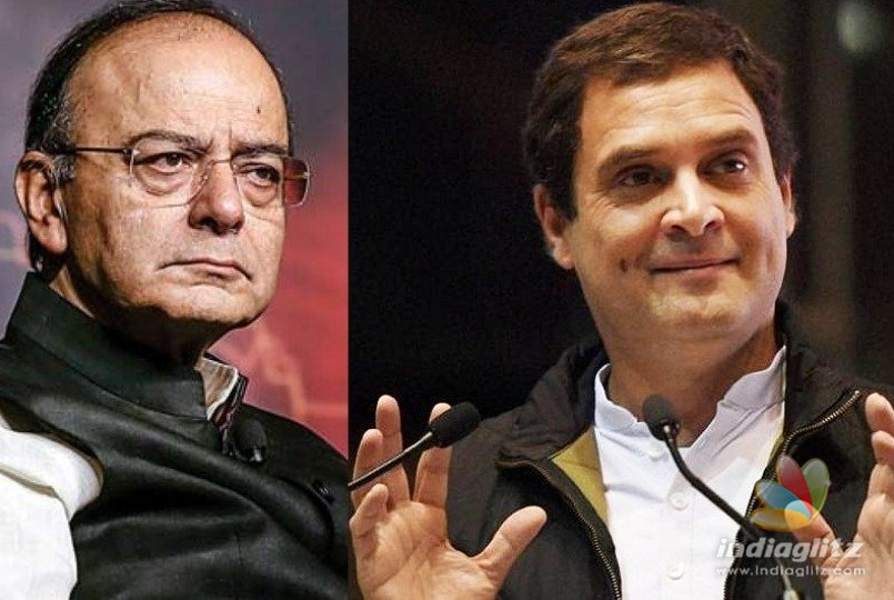 Why Jaitley remains silent on Nirav Modi's PNB fraud, Rahul wonders