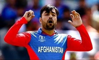 Justice is Served: Cricketers Come to Rashid Khan's Rescue Following Troll