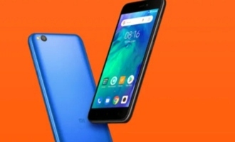 Redmi Go goes on sale today!