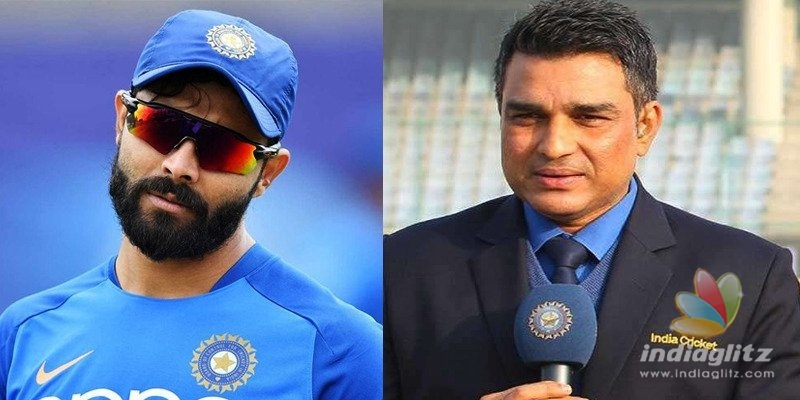 Sanjay Manjrekar trolled after evil wink post on Jadeja