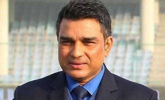 Sanjay Manjrekar trolled after 'evil wink' post on Jadeja