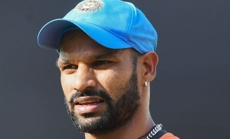 Shikhar Dhawan's Emotional Farewell Video