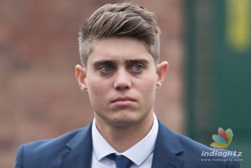 Cricketer found guilty of rape