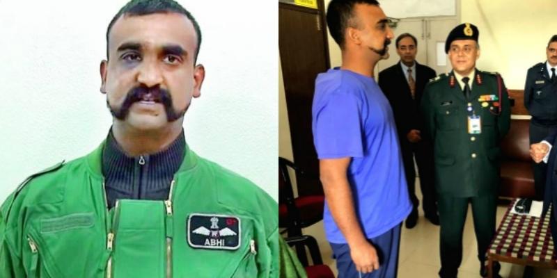 IAF pilot Abhinandan transferred from Kashmir!