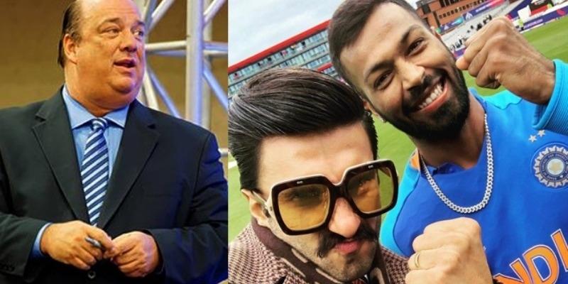 WWE star Brock Lesner's lawyer threatens to sue Ranveer Singh for stealing catchphrase - Telugu News - IndiaGlitz.com