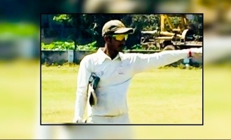 Cricketer from Kolkata's team dies on-field