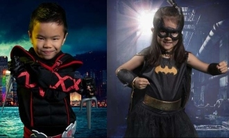 Watch Special Children Turn into Superheroes