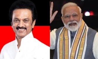 Pre-results drama: Stalin's challenge to Modi