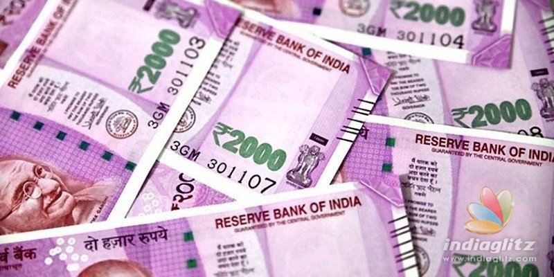 Rs 2000 notes not printed this year!